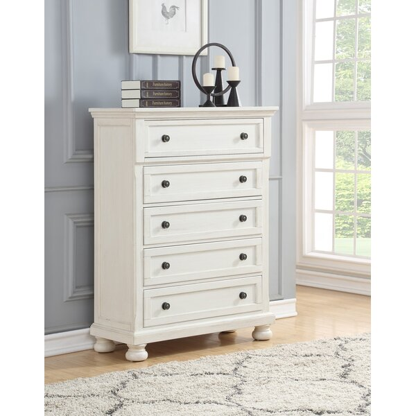Elkland 5 Drawer Chest by Darby Home Co