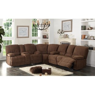 Superieur Kevin Reclining Sectional