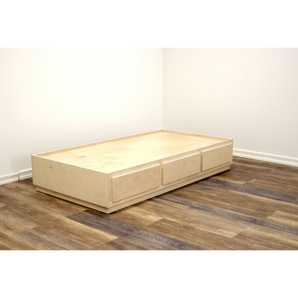 Twin Panel Bed by Gothic Furniture