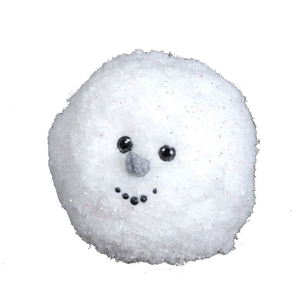 Snowman Face Ball by Fantastic Craft