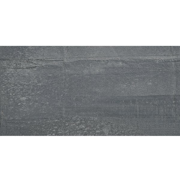 La Vie Boheme 24 x 24 Porcelain Field Tile in Denim by PIXL