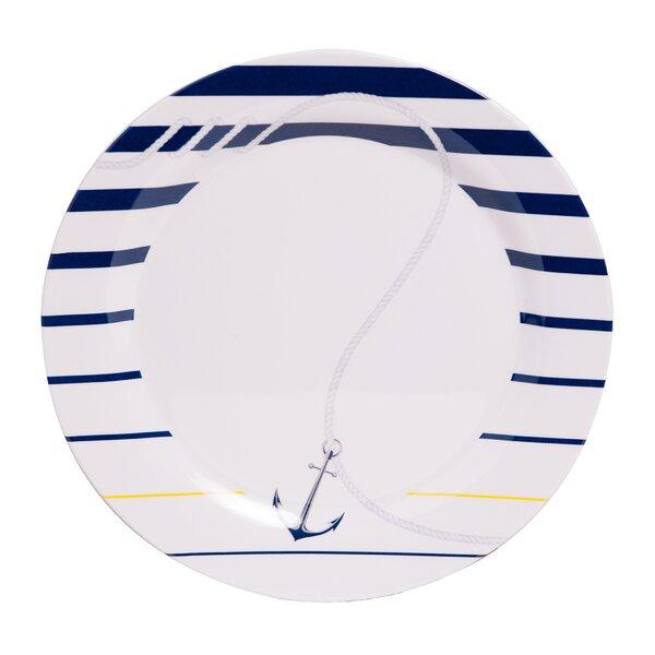 Ariya Non-Skid Melamine Platter (Set of 2) by Longshore Tides