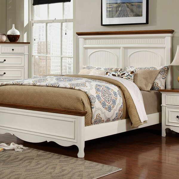 Tova Standard Bed by Alcott Hill