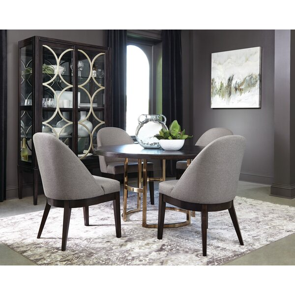 Scandia 5 Piece Dining Set by Everly Quinn Everly Quinn