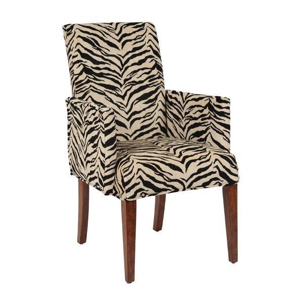 Lebanon T-Cushion Armchair Slipcover by Ebern Designs