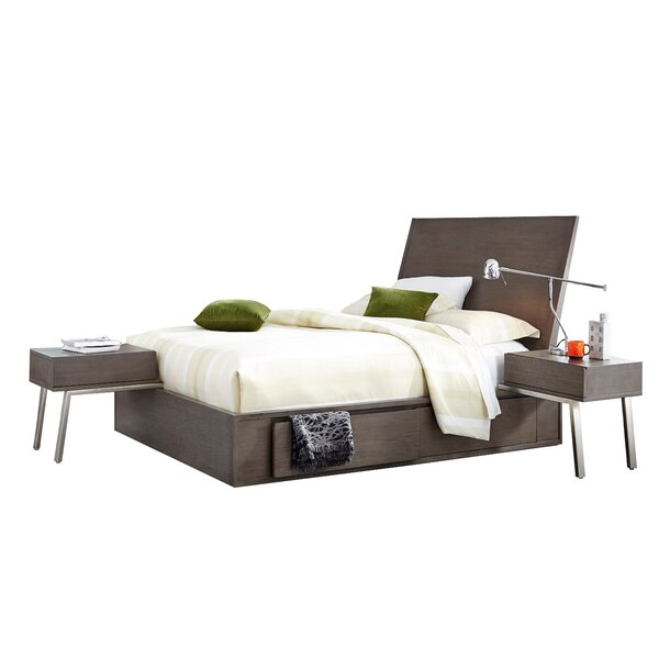 Keomi Standard 3 Piece Bedroom Set by Brayden Studio