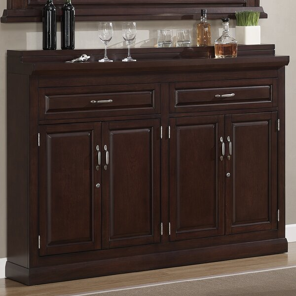 Rachael Bar Cabinet by Darby Home Co