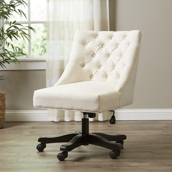 Soho Swivel Desk Chair by Birch Lane™Soho Swivel Desk Chair by Birch Lane™