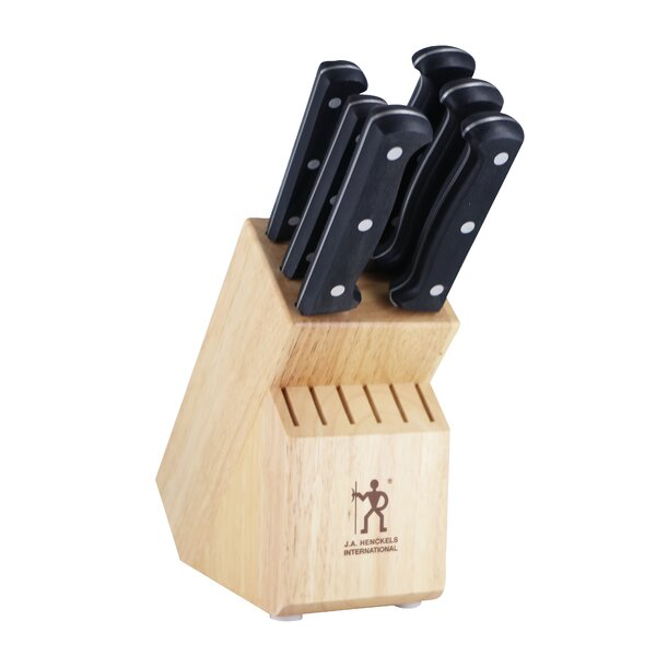 Eversharp Pro 7 Piece Knife Block Set by J.A. Henckels International
