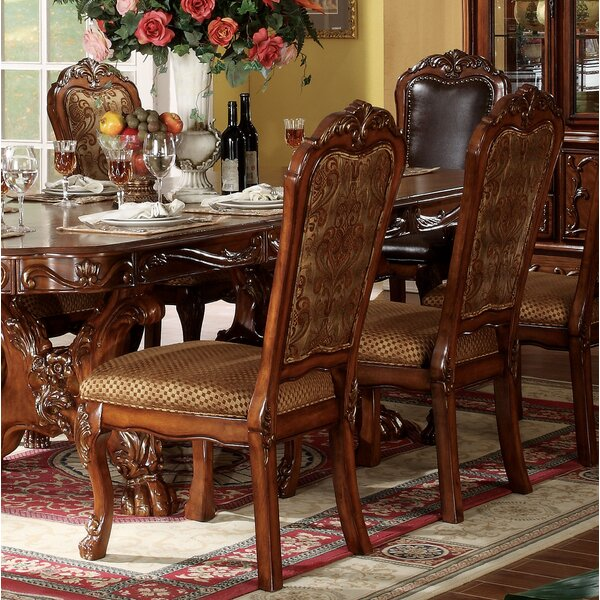 Welliver Upholstered Dining Chair (Set of 2) by Astoria Grand