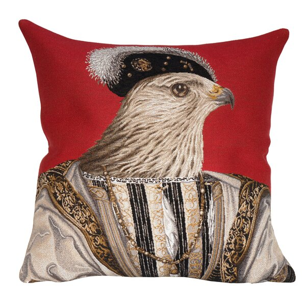 Francois Classic Throw Pillow by Jules Pansu