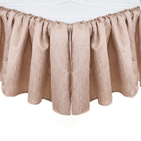 Hollander Crib Skirt by Zoomie Kids