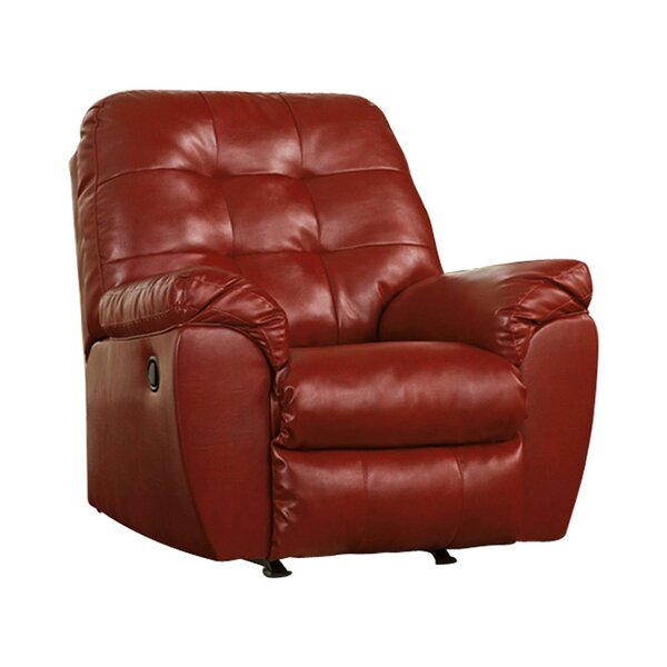 Noam Manual Rocker Recliner [Red Barrel Studio]