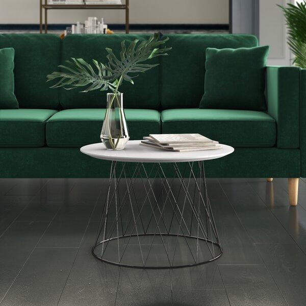 Brickley Coffee Table by Mercury Row