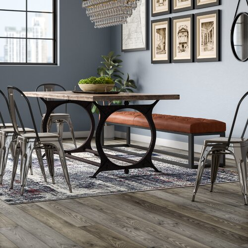 Shop this Room - Industrial Dining Room Design