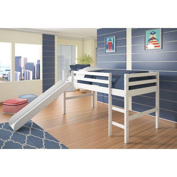 Innsbrook Twin Low Loft Bed by Zoomie Kids