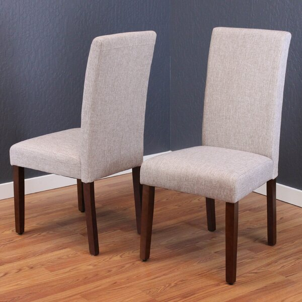 Moseley Upholstered Dining Chair (Set of 2) by Andover Mills
