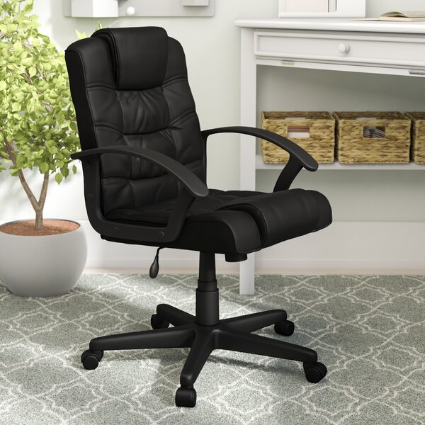 Milton Mid-Back Desk Chair by Charlton Home