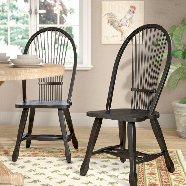 Holsworthy Side Chair (Set of 2) by Laurel Foundry Modern Farmhouse