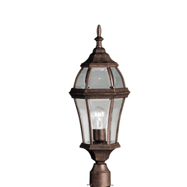 Connan Outdoor 1-Light Lantern Head by Astoria Grand