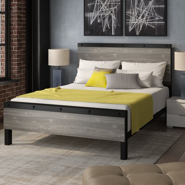 North Aurora Platform Bed by Trent Austin Design