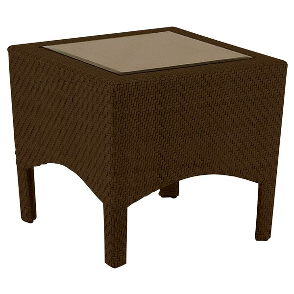 Trinidad Side Table by Woodard