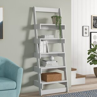 Read Reviews Althea Ladder Bookcase by Ebern Designs