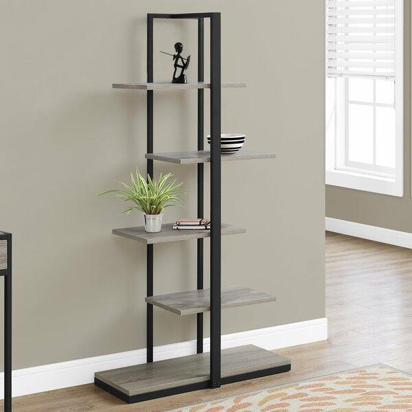 Blalock Geometric Bookcase By Gracie Oaks