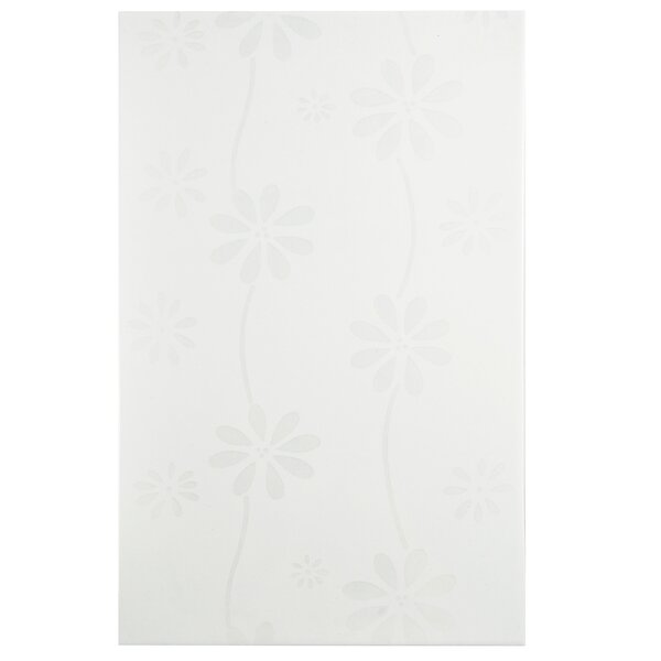 Essentia 10 x 15.88 Ceramic Field Tile in Blanco by EliteTile