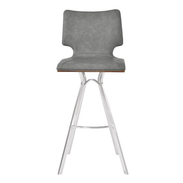 Lucker 30 Bar Stool by Orren Ellis
