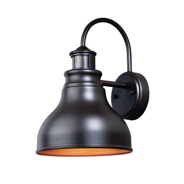 Lavardin Dualux® LED Outdoor Barn Light with Motion Sensor by Laurel Foundry Modern Farmhouse