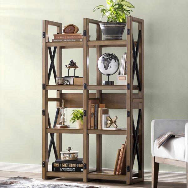 Gladstone Etagere Bookcase by Laurel Foundry Modern Farmhouse