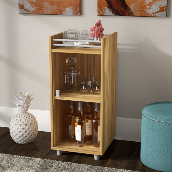 Petties Mini Bar by Wrought Studio