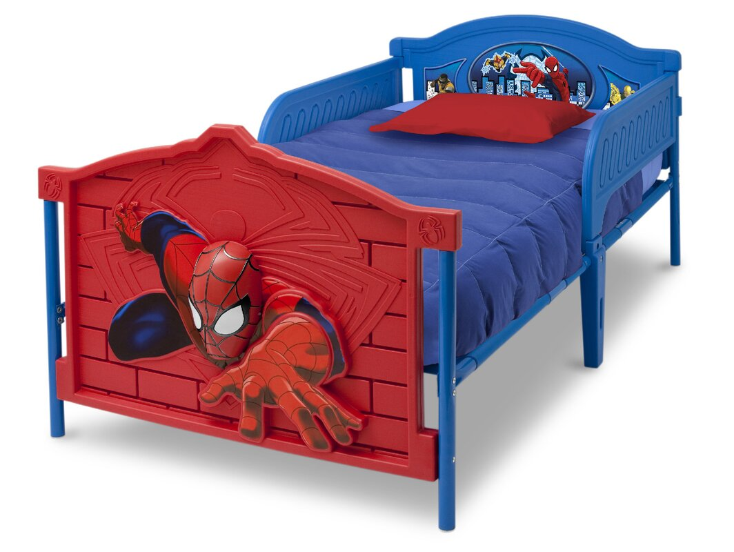 Delta Children Disney Princess 3d Pink Toddler Bed Delta