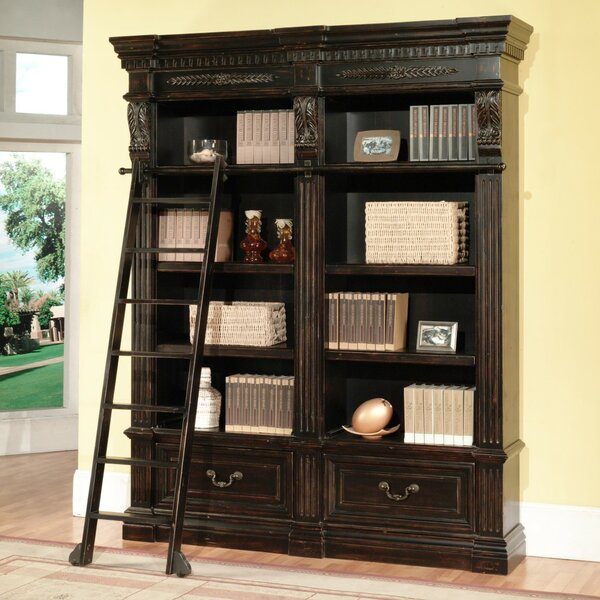 Gunnersbury Oversized Set Bookcase by Astoria Grand