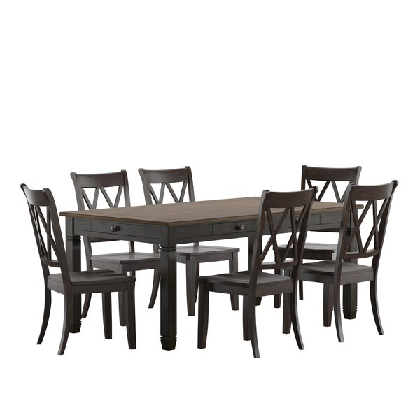 Florissant 7 Piece Dining Set by Three Posts Three Posts
