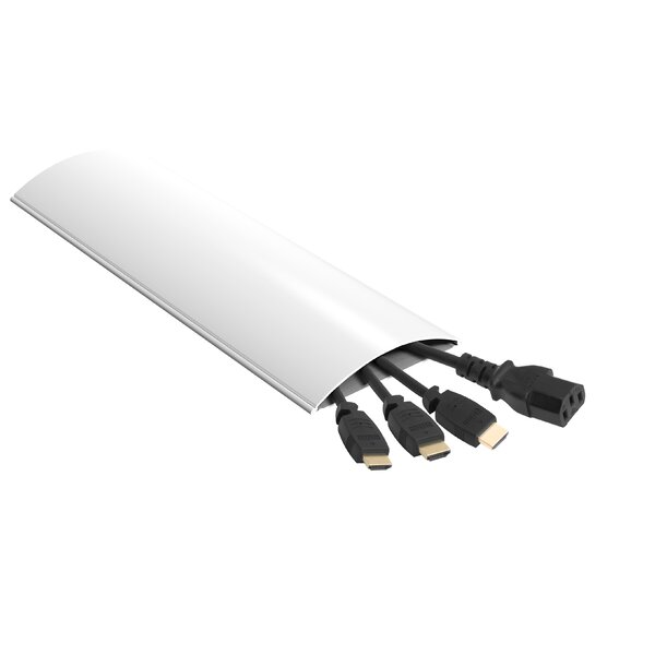 Unimax Cable Management in White by AVF