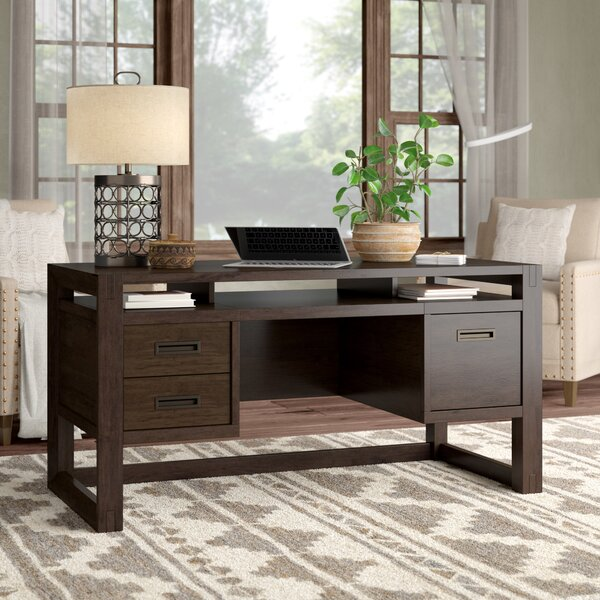 Lancaster Executive Desk by Loon Peak