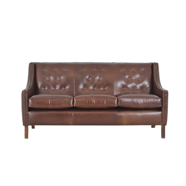Woburn Leather Sofa by Westland and Birch