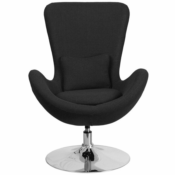 Whicker Lounge Chair by Orren Ellis