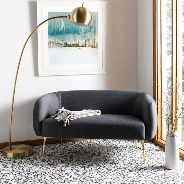 Reynaldo Loveseat by Willa Arlo Interiors