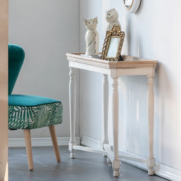 Review Pelletier Mail Packing Console Table