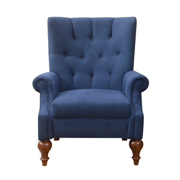 Devan Wingback Chair by Darby Home Co