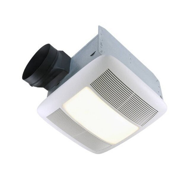 150 CFM Bathroom Fan with Light by Broan
