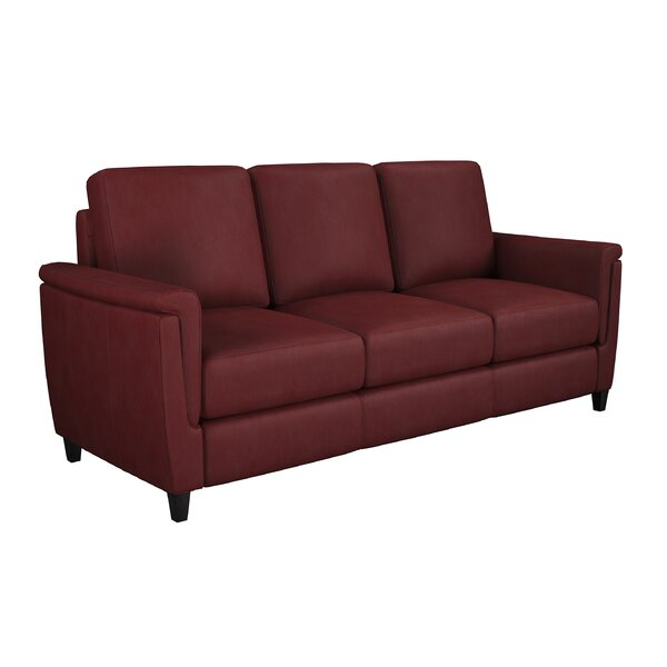 1 Altimo Leather Sofa By Westland And Birch Cheap on ...