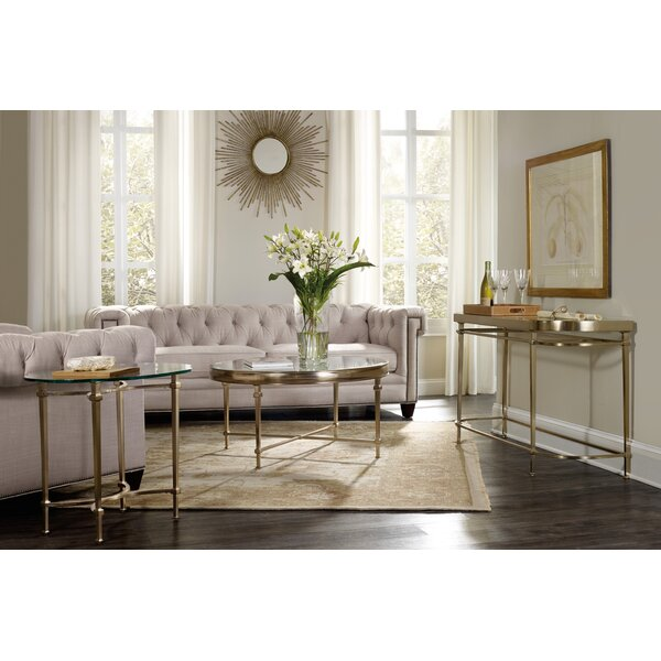 Highland Park 3 Piece Coffee Table Set by Hooker Furniture