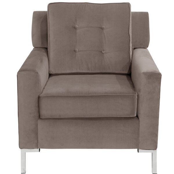 Check Price Harshil Armchair