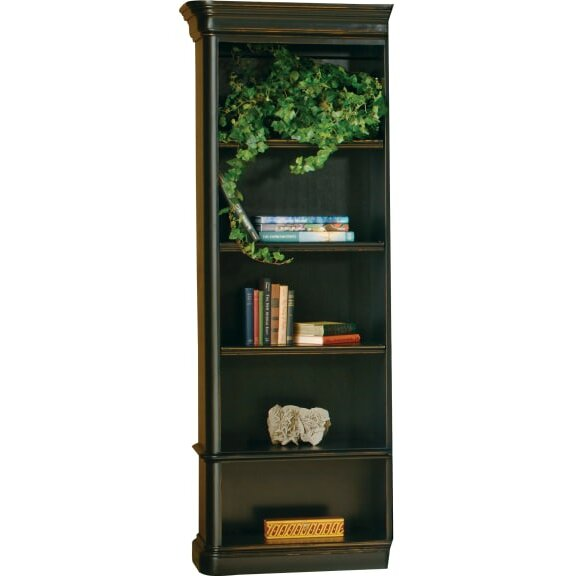 Jazlynn Left Pier Standard Bookcase by Darby Home Co