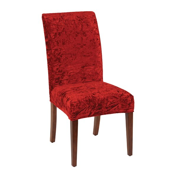 Lebanon Parsons Box Cushion Dining Chair Slipcover By Ebern Designs Spacial Price