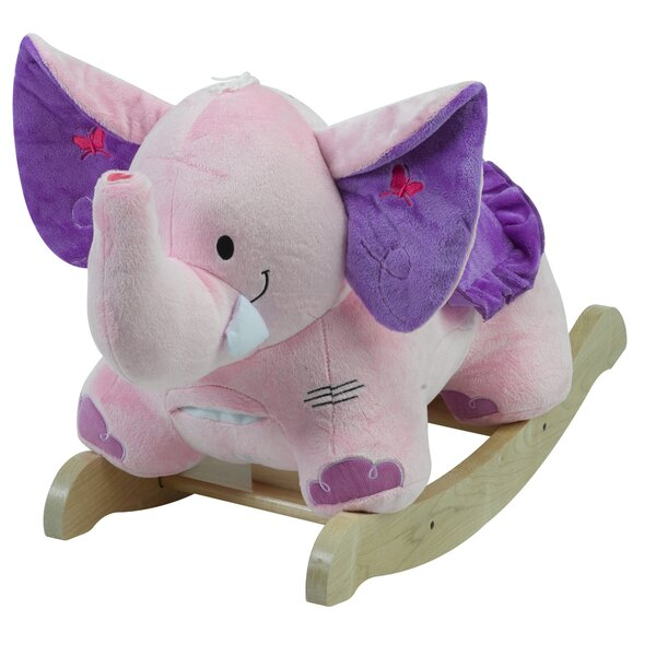Bella the Elephant Rocker by Rockabye